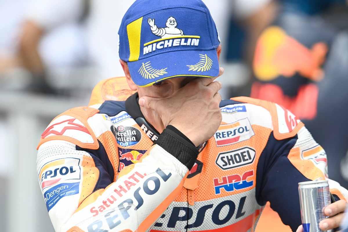 Marc Marquez vince il Gran Premio di Germania di MotoGP 2021 al Sachsenring