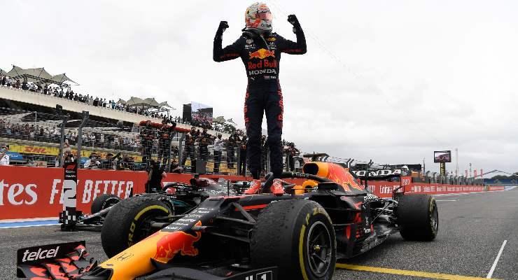 Max Verstappen vince il Gran Premio di Francia di F1 2021 al Paul Ricard