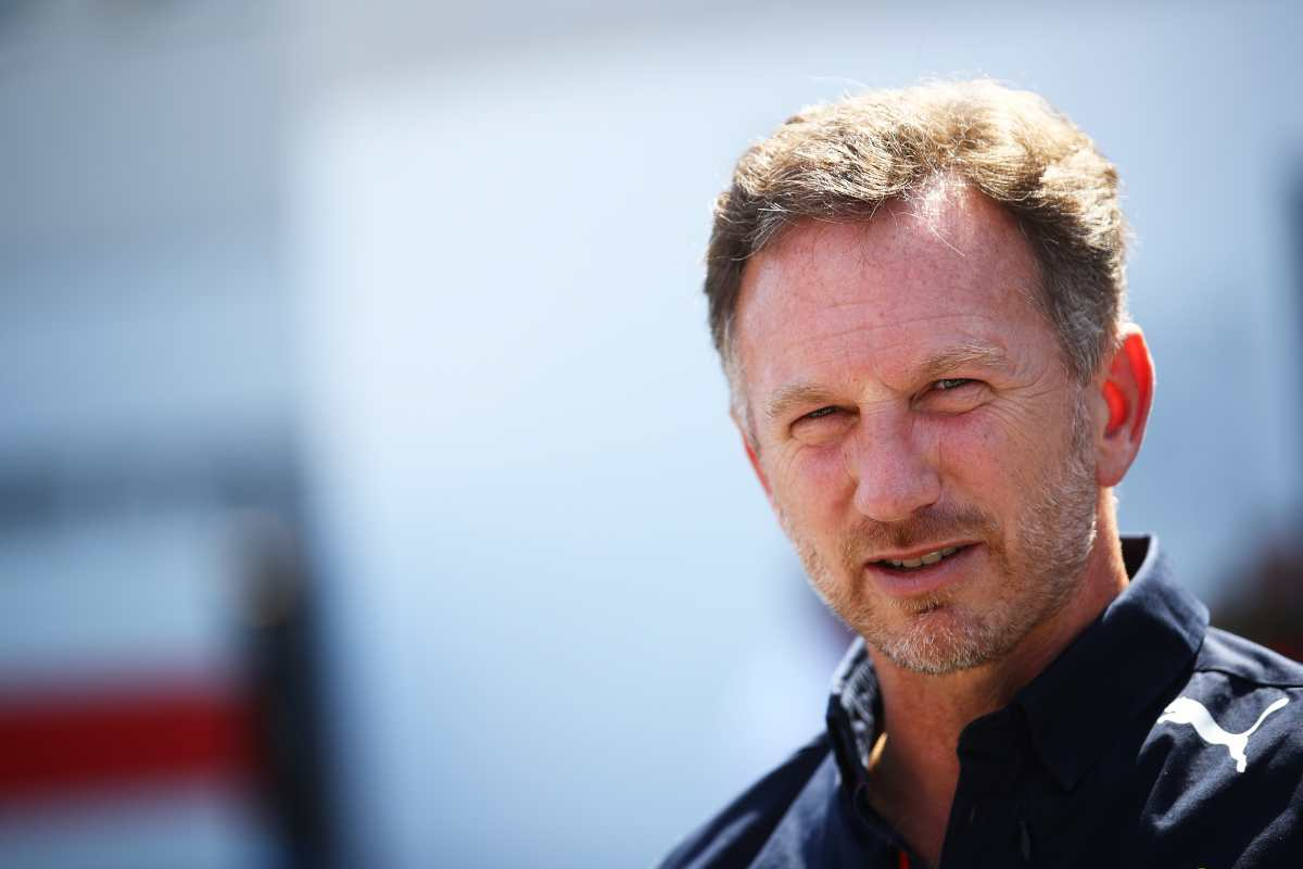 Horner, team principal Red Bull (GettyImages)