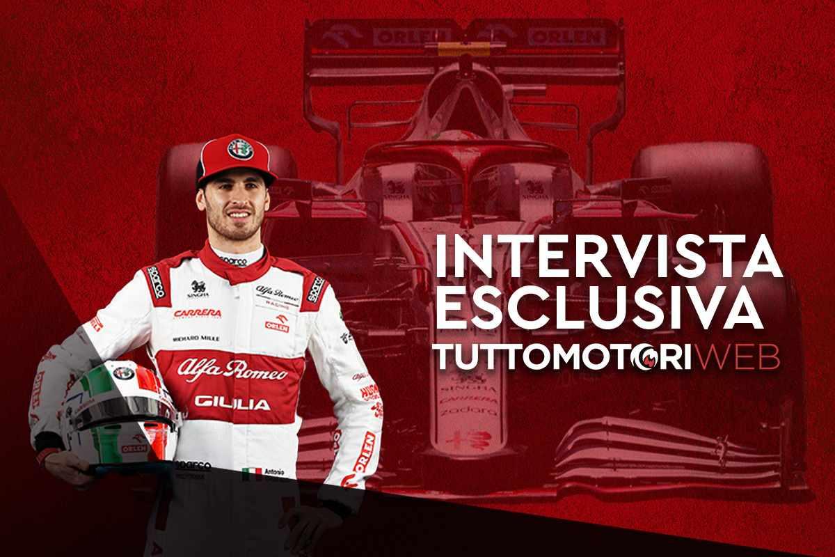 TuttoMotoriWeb.it intervista Antonio Giovinazzi