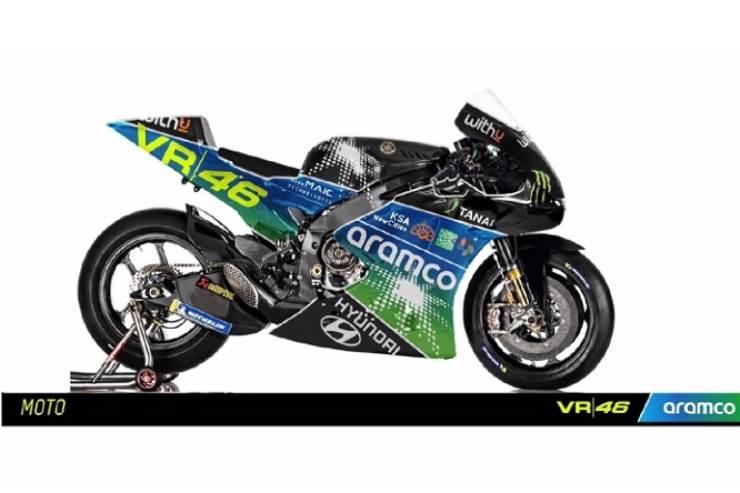 vr46 motogp aramco
