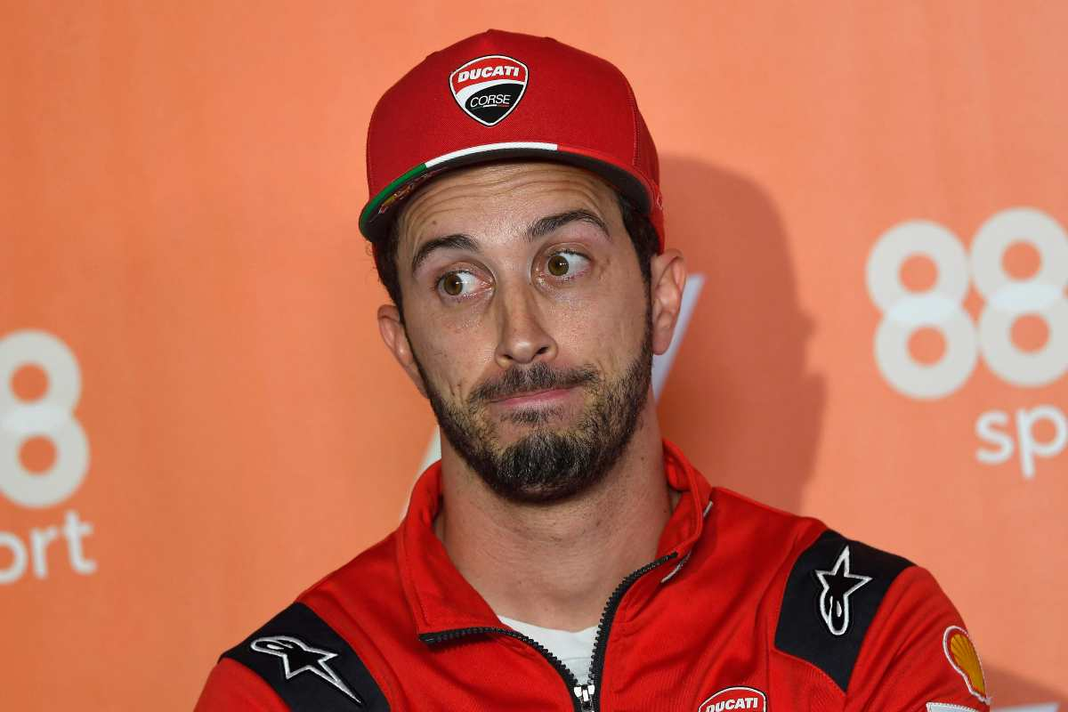 Andrea Dovizioso (GettyImages)