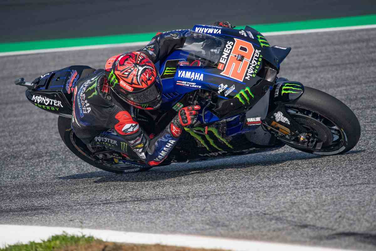 MotoGP - Fabio Quartararo (GettyImages)