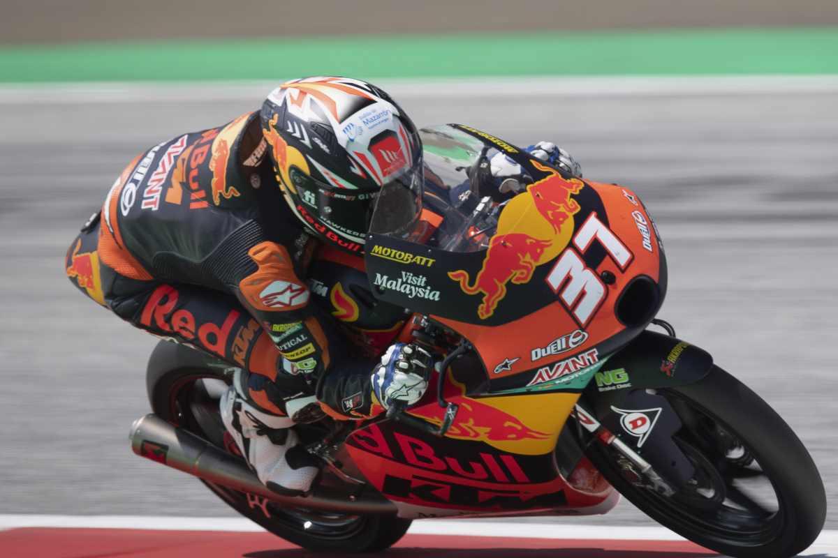 Moto3 - Pedro Acosta (GettyImages)