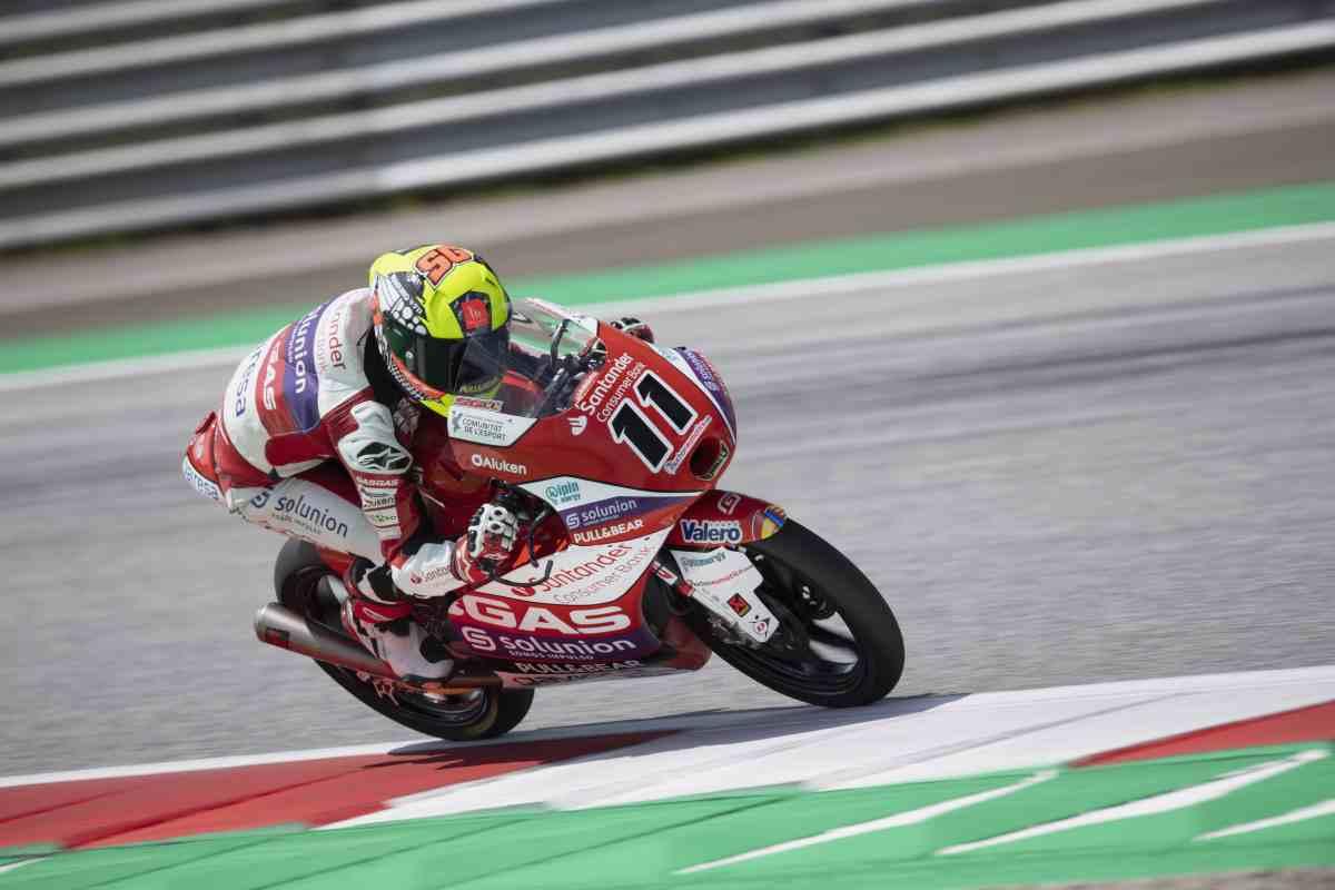 Moto3 - Sergio Garcia (GettyImages)