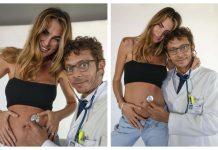 Valentino Rossi e Francesca Sofia Novello incinta