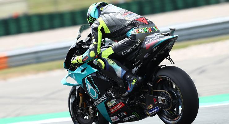 Valentino Rossi (Foto Petronas)