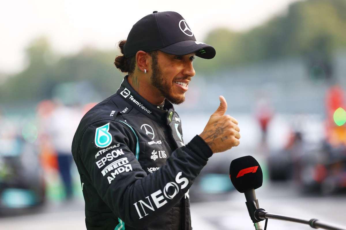 Lewis Hamilton (Foto di Bryn Lennon/Getty Images)