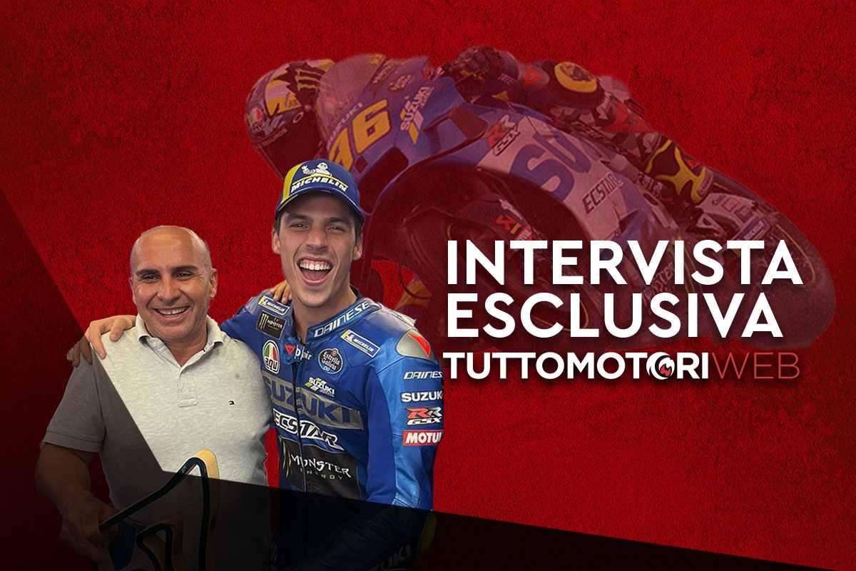 Intervista a Paco Sanchez, manager Joan Mir