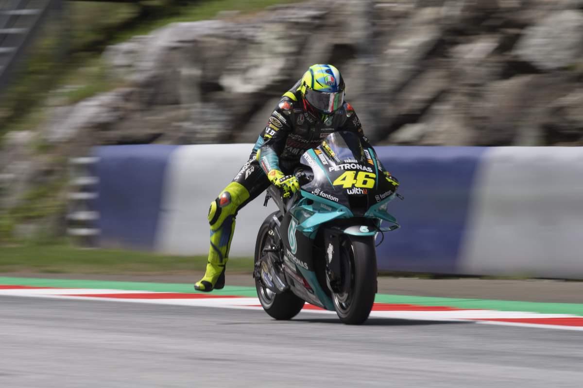 Valentino Rossi (Foto di Mirco Lazzari gp/Getty Images)