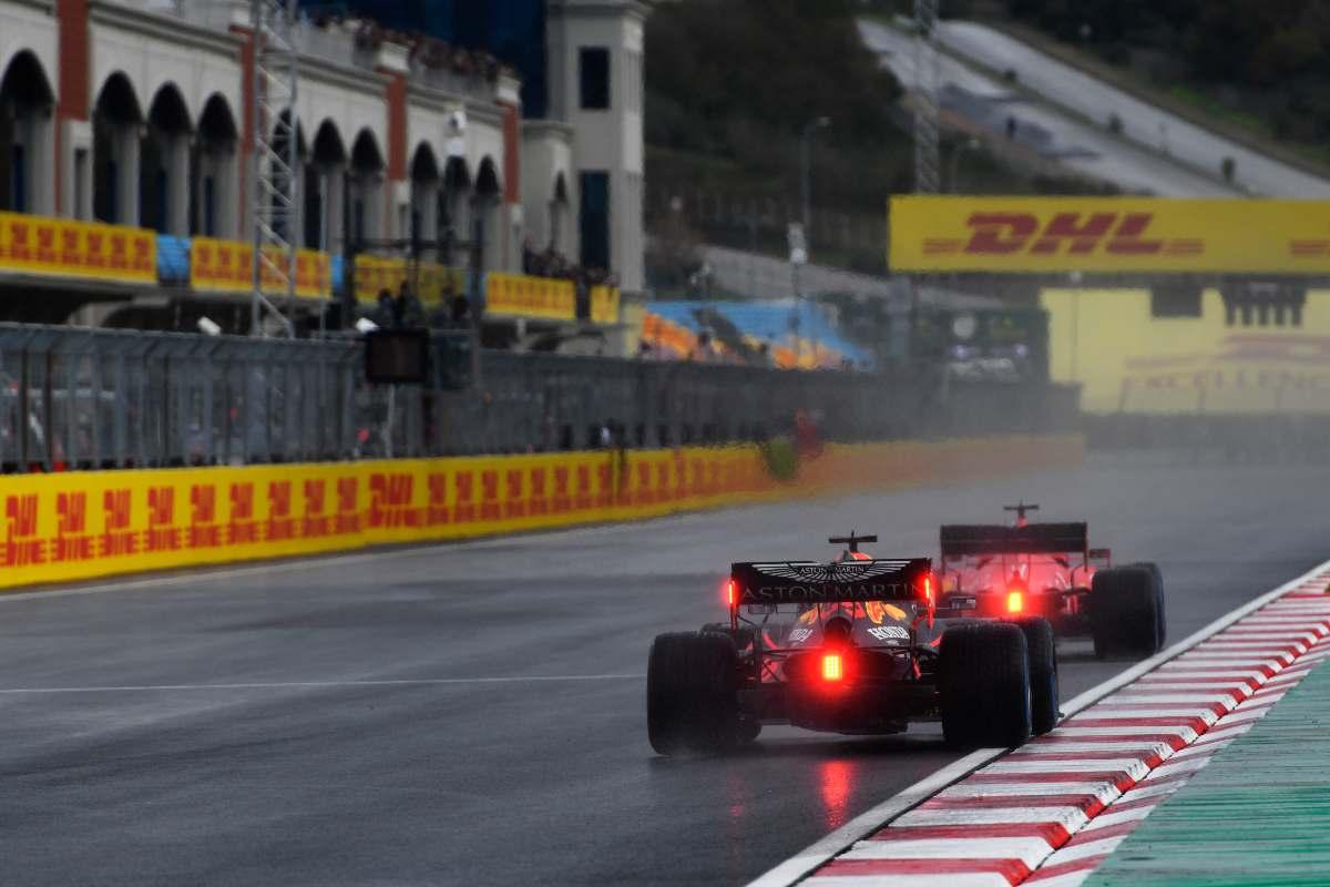 La F1 in Turchia nel 2020 (Foto di Rudy Carezzevoli/Getty Images)
