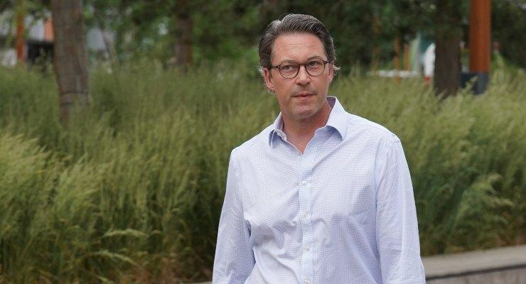 Il ministro tedesco dei Trasporti e delle Infrastrutture, Andreas Scheuer