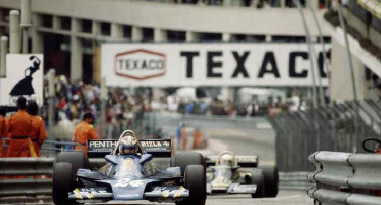 Il GP di Monaco del 1977 (Foto di Tony Duffy/Getty Images)